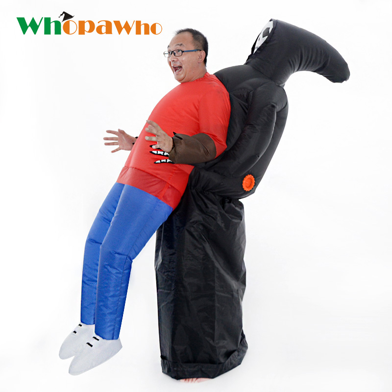 Halloween costumes for women Adult Disfraces Inflatable Ghost Costume Cosplay Anime