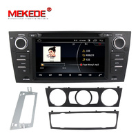MEKEDE The latest software Android8.1 car multimedia player for BMW E90 E91 E92 E93 318 320 325 with gps navigator dvd player