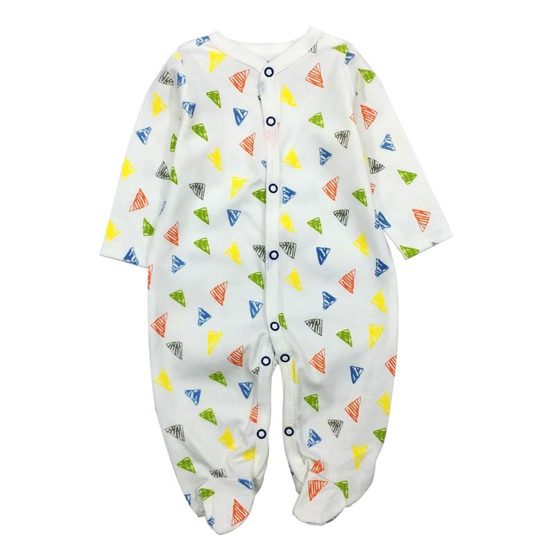 Gratis verzending Pasgeboren babykleding baby rompertjes - Babykleding - Foto 1