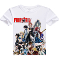 Homens casuais camiseta hot anime Fairy Tail Erza Scarlet digital impresso camiseta Fairy Tail Lucy Heartphilia Fairy Tail t-shirt