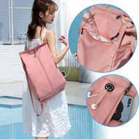 Dry Wet Backpack Swimming Bag Pool Beach Swim Bags Foldable Water proof Tas Sac De Sport Waterproof For Women Men Pouch XA50A