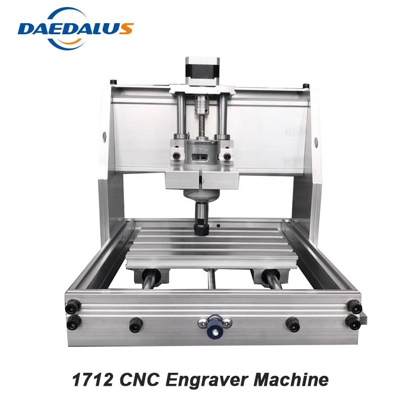 1712 CNC Engraver Machine DIY PCB Milling Machine Mini CNC Engraver ER11 font b Router b