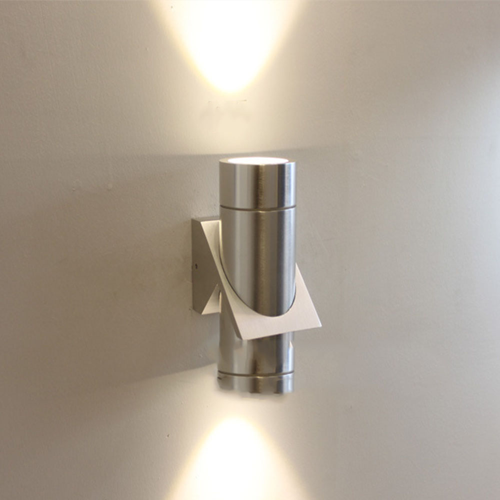 Creative Aluminum Wall Light Led Wall Lamp Small Portable ... on Small Wall Sconce Light id=61927