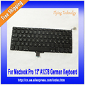 "German Keyboard For Macbook Pro 13"" A1278 Keyboard 2009 2010 2011 2012"