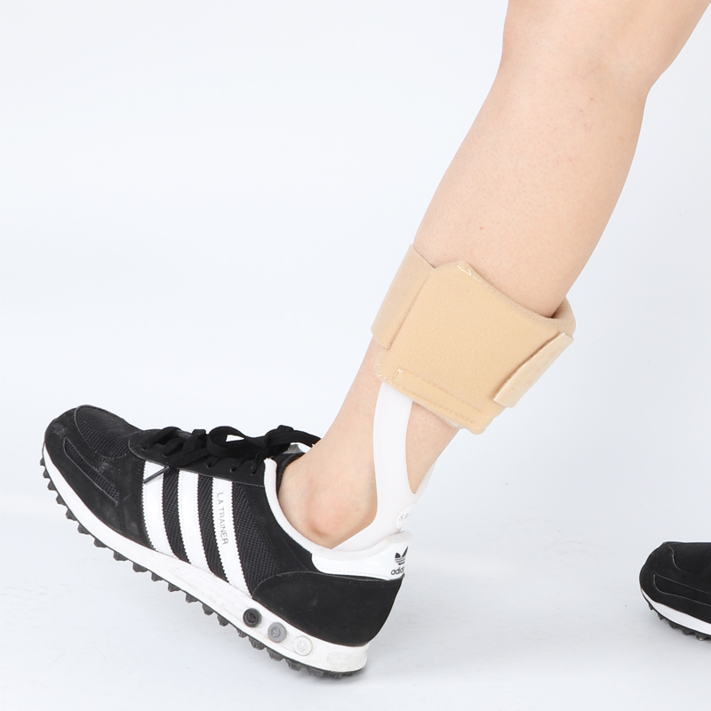 AFO Ankle Foot Orthosis For Drop Foot Rehabilitation Of Varus Foot And Talipes Valgus Hemiplegia Support Durable PP Leaf Spring 5