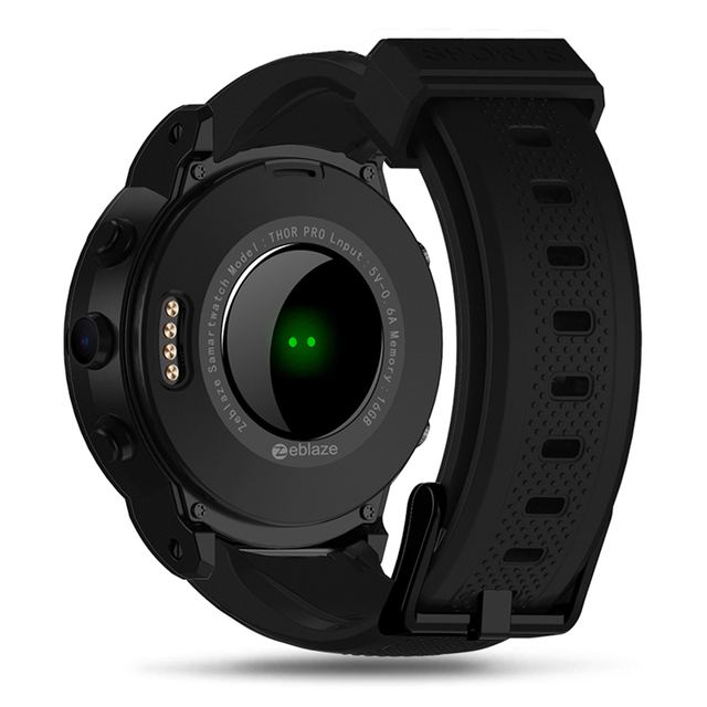 Zeblaze Thor PRO 3G GPS Smart Watch Phone 1.53″ IPS Android 5.1 1GB 16GB BT4.0 Sport Smartwatch 2.0MP Camera Heart Rate Monitor