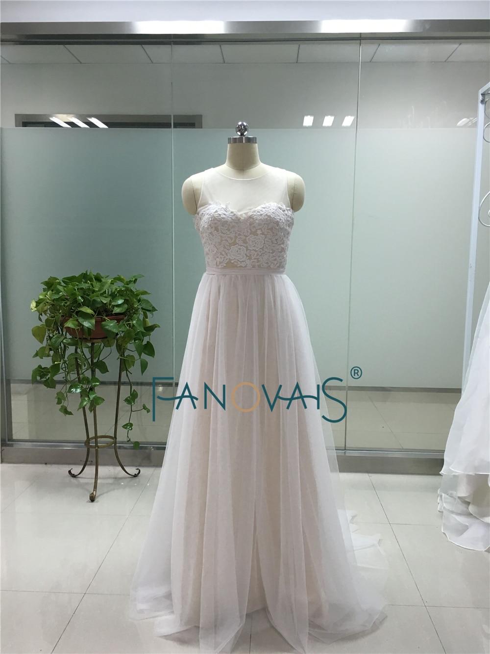 Einfache Sleeveless Eine Linie Günstige Brautkleid 2016 Ziemlich ...