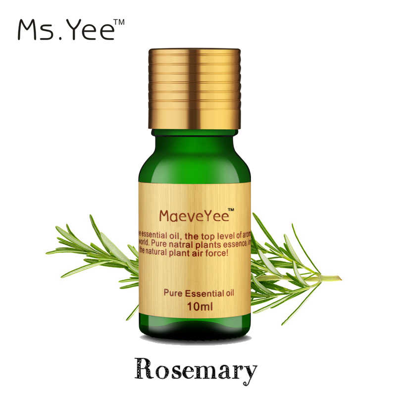 Pure Rosemary Oil is good for Hair Growth Anti Dandruff