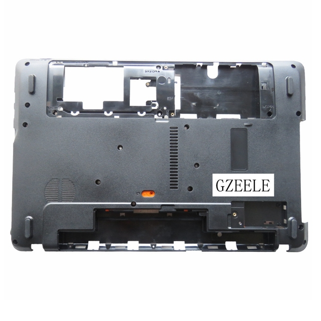New laptop inferior base da tampa do caso para acer aspire e1-521 e1-531 e1-571 ap0nn000100
