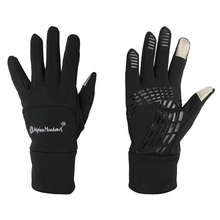 Top Quality Touch Screen Brearhable Bicycle Gloves Outdoor Sports Anti Static Cycling Gloves 4 Colors Bike