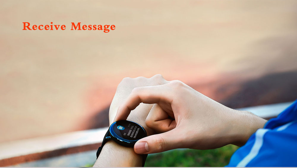 Original Xiaomi Huami Watch AMAZFIT Pace Smart Sports Watch English Version Bluetooth 4.0 GPS Heart Rate Monitor For Android IOS (8)