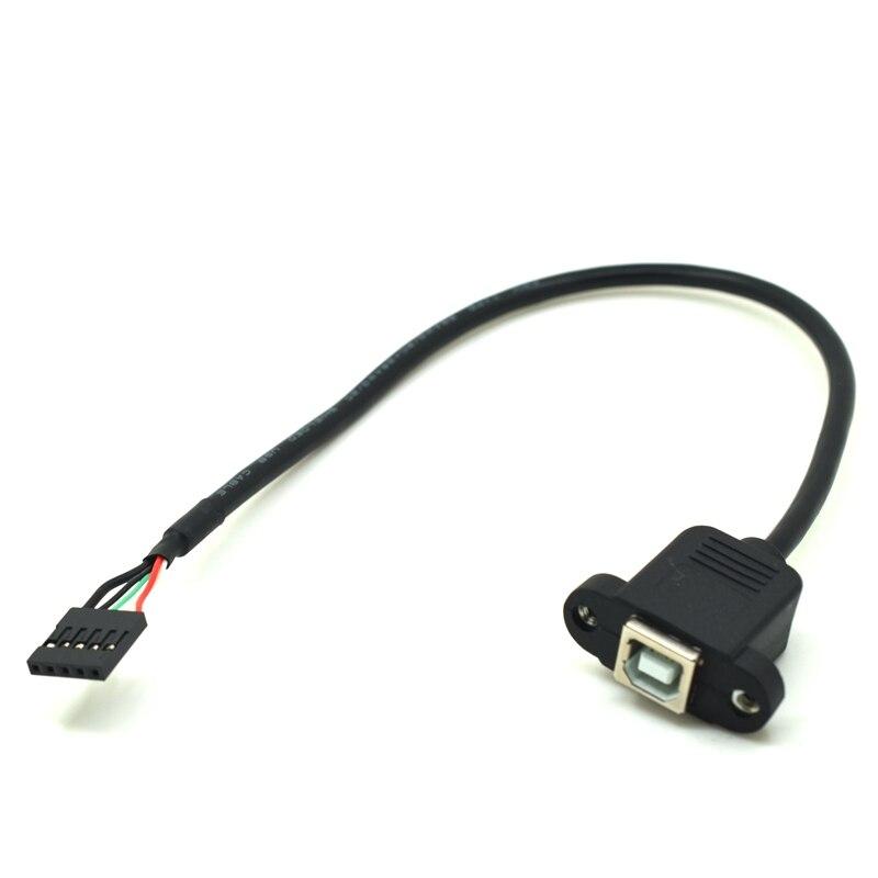 Unterhaltungselektronik Datenkabel FäHig 3ft 100 Cm Mini Usb 5pin Typ Männlichen Zu Weiblichen Verlängerungs-kabel Für Stretch Ssd & Festplatte