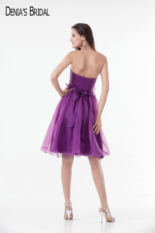 Fantastisch Lila Partykleider Galerie - Hochzeit Kleid Stile Ideen ...