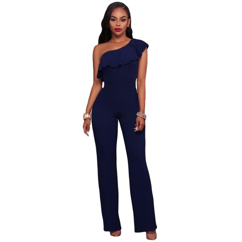 Online Get Cheap Navy Blue Jumpsuit -Aliexpress.com | Alibaba Group