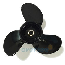 OVERSEE 362 64101 0 Aluminum Propeller 9 1 4x9 For Tohatsu 18HP 15HP Outboard Engine 9
