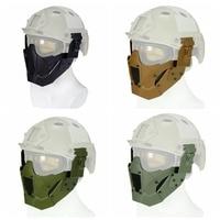 New Men Half Face Mask Outdoor Balaclava Cycling Bike Airsoft Mask Tactical bicycle black Green Nylon Running Sports women mask