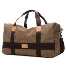 2016 hohe Kapazität Leinwand Handtaschen aktentasche Männer Messenger Bags Vintage Geschäftsbeutel Crossbody Taschen Laptop Umhängetaschen