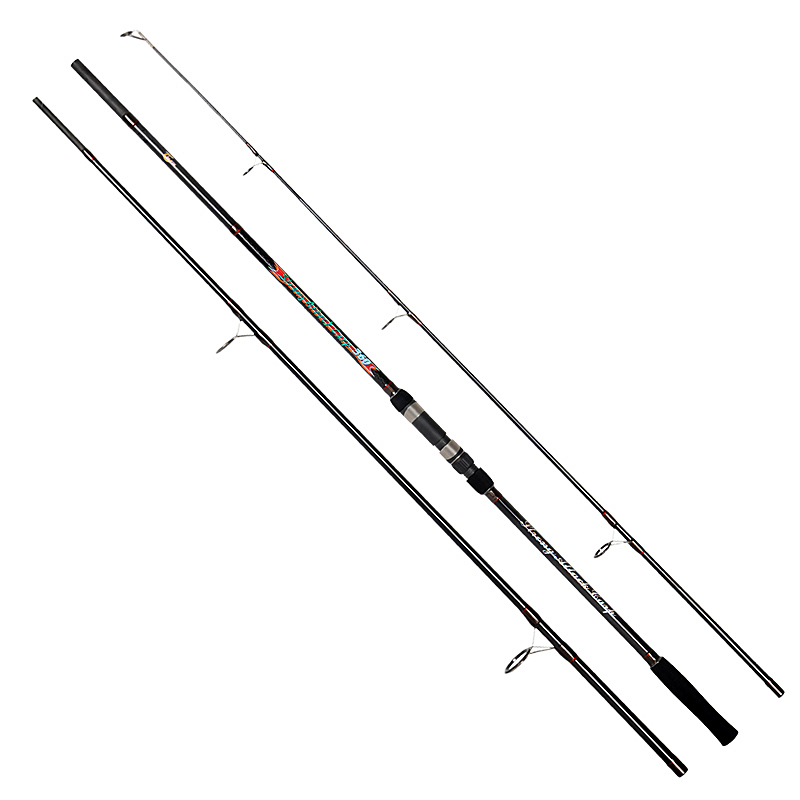 Hi.Whale New high carbon carp fishing rods 2 pieces a lot 3.3m 3.6m 3.9m 5lbs 3 section carp surf fishing rod fishing tackle