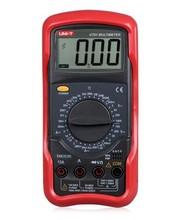 True RMS Digital Multimeter UT51 UT52 UT53 UT55 UT56