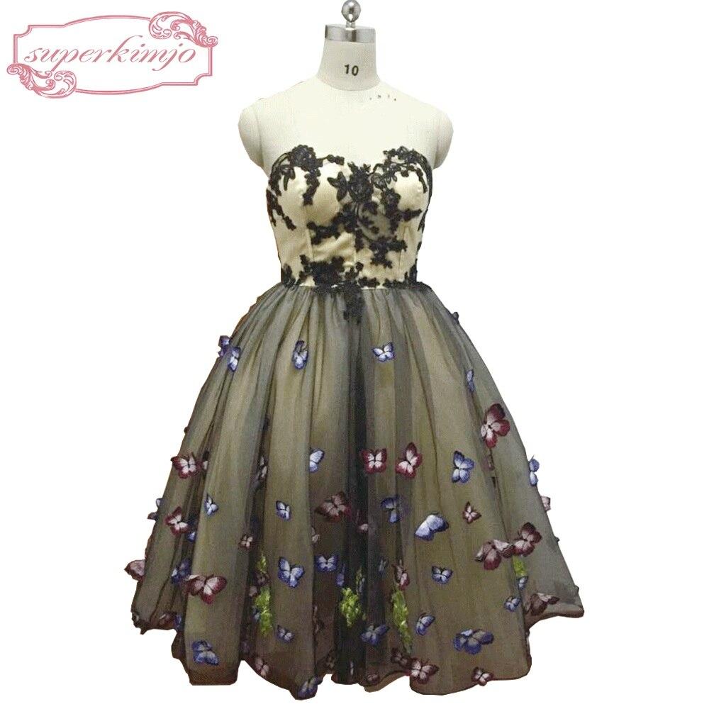 Vestido De 15 Curtos Lace Applique Homecoming Dresses Short Puffy Dresses For Women 2017 8th Grade Graduation Dresses