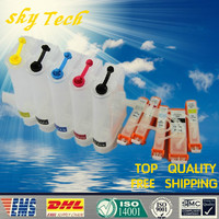 5 Color Empty CISS Suit For PGI 225 CLI 226 CISS For Canon IP4820 MG5120 MP5220