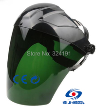 Купить с кэшбэком TIG MIG welding mask, protective face welding helmet