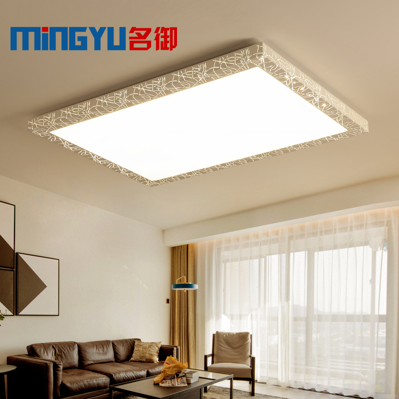 Acryl Modern LED ceiling light lighting ceiling lamps for the living room chandeliers Ceiling for the hall ceiling lamp Dimmable square led ceiling lighting ceiling lamps for living room bedroom chandeliers ceiling for the hall modern ceiling lamp fixtures