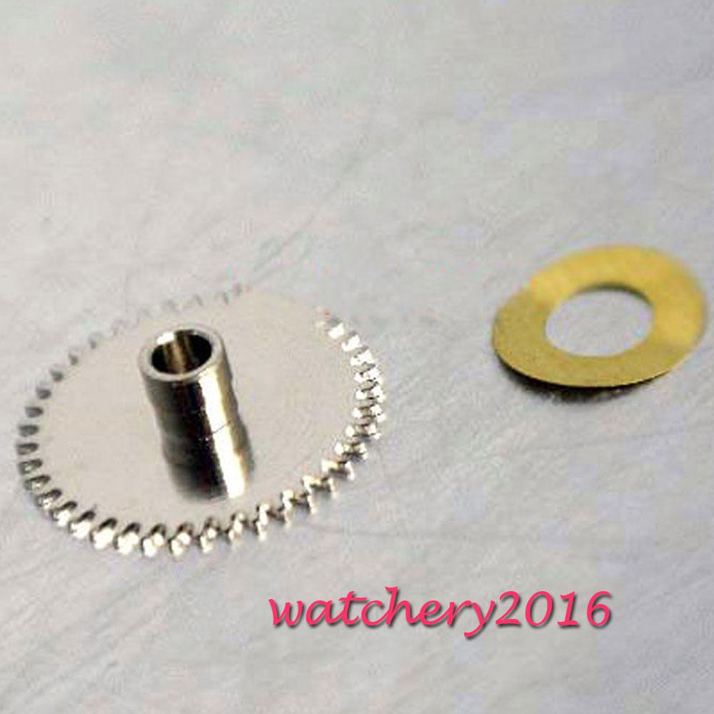 17 klejnoty 6497 łabędzia szyja vitage ręcznie nakręcany mechaniczne zegarek męski ruch w Tarcze do zegarków od Zegarki na  Grupa 3