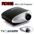 Mini LED Projector HD 1080P Pocket Projectors Portable Home Cinema Theater HDMI VGA USB SD Xbox Game Business Education Video