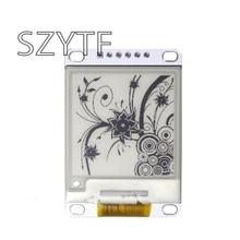 1.54 Inch E Paper Module E Ink Display Screen Module Black White Color SPI Support Global/Part refresh Diy