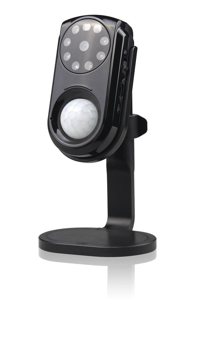 Wireless Mini GSM MMS SMS Alarm System Night Vision Camera