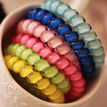 Han edition hair headwear South Korea candy color line hair bands, free home delivery