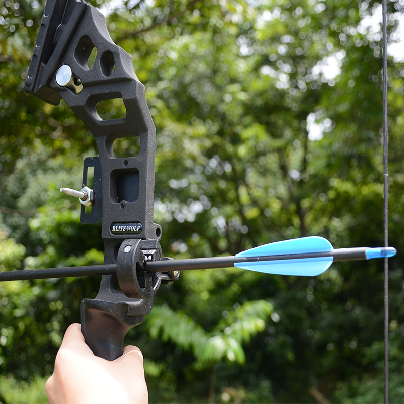 Image 5 - Professional Recurve Bow 40 lbs Archery Hunting Shooting Bow American Hunting Arrows for New Beginner to Expert-in Blind & Tree Stand from Sports & Entertainment