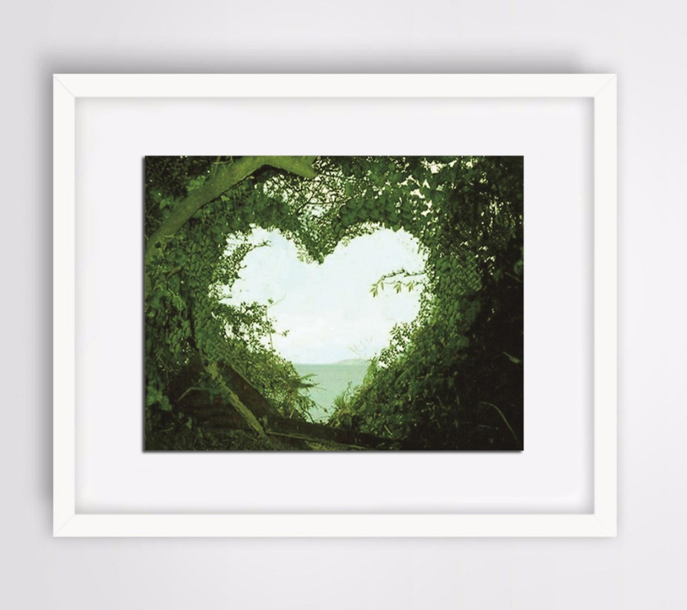 New full round diy diamond painting cross stitch handcraft new full round diy diamond painting cross stitch handcraft embroidery green jungle heart shaped export drawing mosaic in diamond painting cross stitch from jeuxipadfo Images