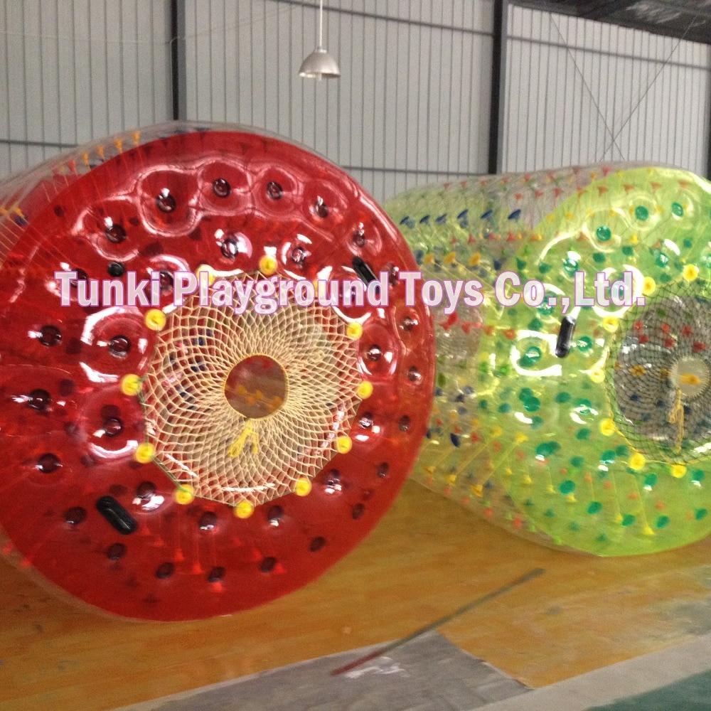 inflatable water walking roller/water toyinflatable water walking roller/water toy