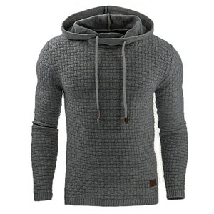 Slim Hooded Sweatshirts Casual Sportswear 2