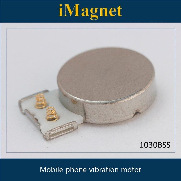 1030BSS 5 pcs/lot Moteur à vibrations Moteur à bouton plat 10*3 MM pour téléphone portable tablette appareils Vibration Moteur MotorsCoin