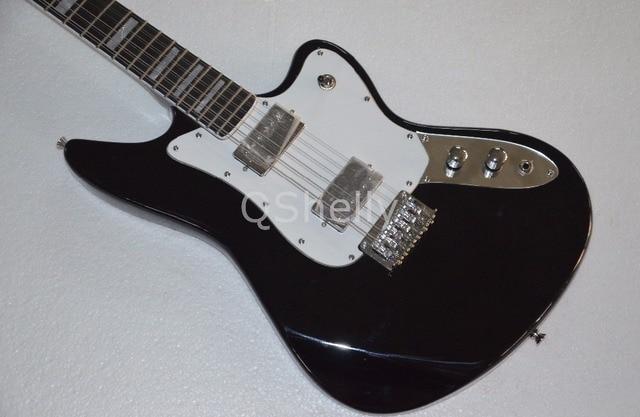 a4e928fcc61c Cuerda de dedo de cuerpo ébano alder 12 cuerdas color negro personalizado  de calidad superior a