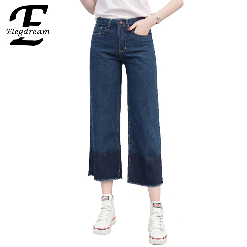 Online Buy Wholesale women denim capris from China women denim ...