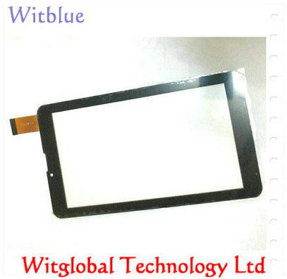 10PCs/lot New 7'' inch Tablet Capacitive Touch screen digitizer panel ZJ-70128B JZ 30pin Glass Sensor Replacement Free Shipping  цены