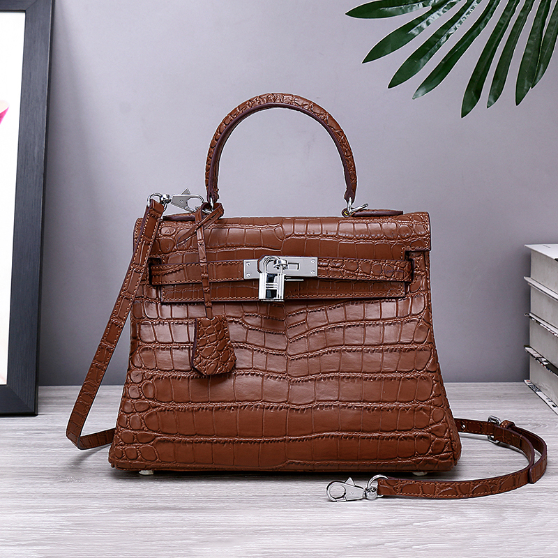 Crossboby Bag For Women Genuine Leather Fashion Ladies Shoulder Bag Designer Female Handbag Luxury Brand Girl Bag Bolsa Feminina shengdilu brand 2018 women 100% genuine leather shoulder bag free shippingeurope fashion bolsa feminina high end handbag