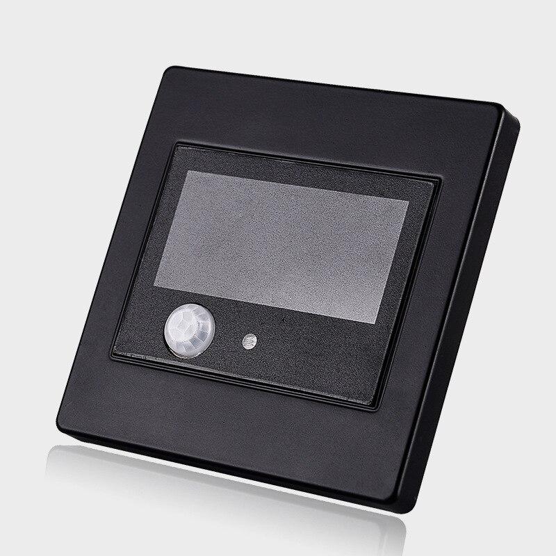 Lâmpadas de Parede sensor de luz led da Instalação : Embutidos