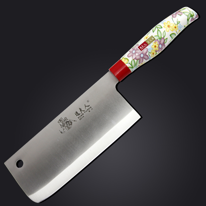 Kitchen font b knife b font you can cut the bone meat slice cut fish vegetable