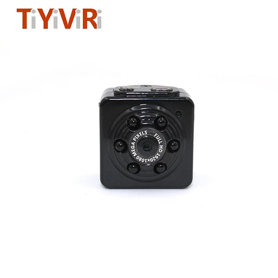 Mini Camcorder Camera Night Vision Infrared HD 1080P Video Recorder Sport Digital Camera SQ9 Support TF Card Camera DV Car DVR
