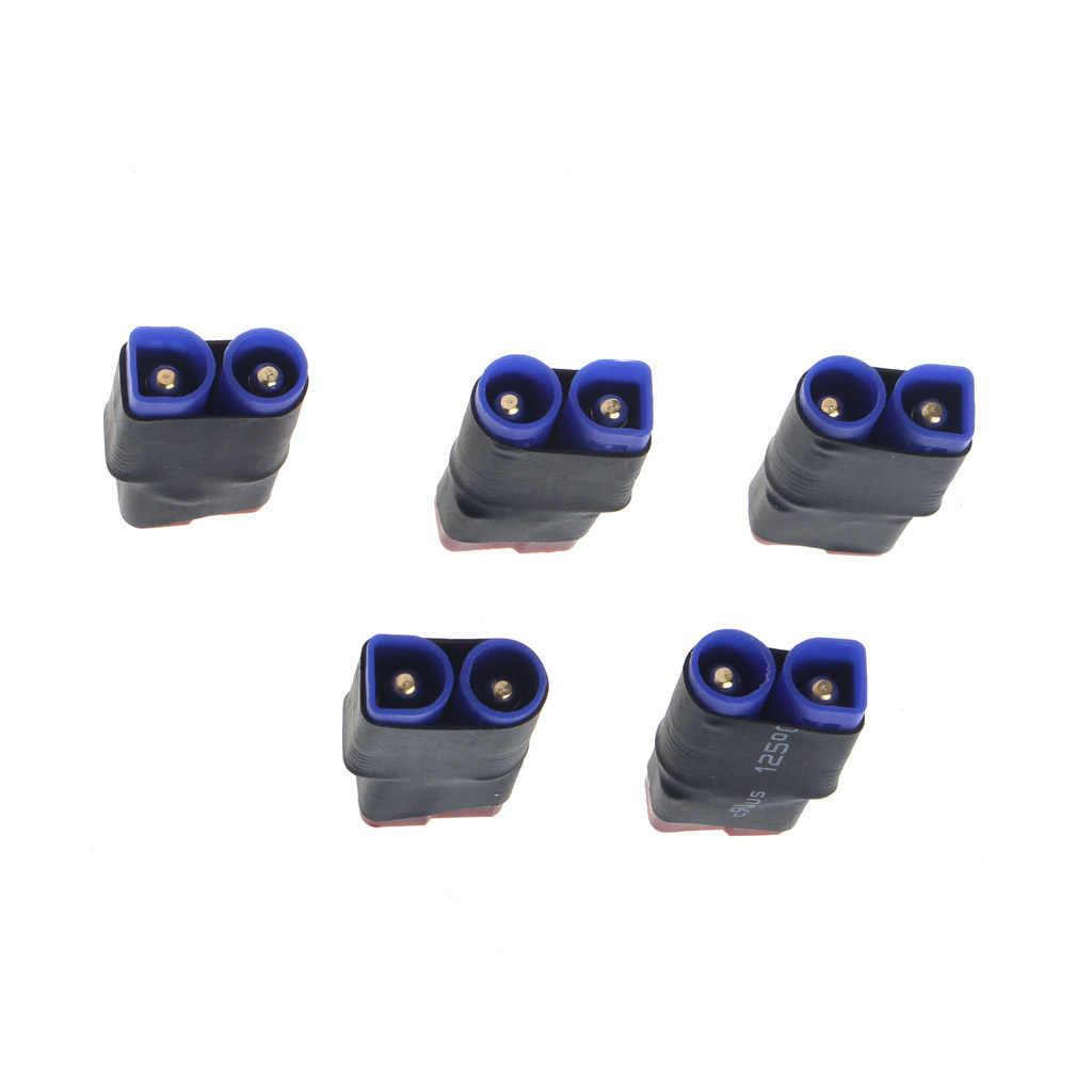 Tidak Ada Kabel Konektor EC3 Laki-laki Ke Perempuan Dekan T-Plug Adaptor