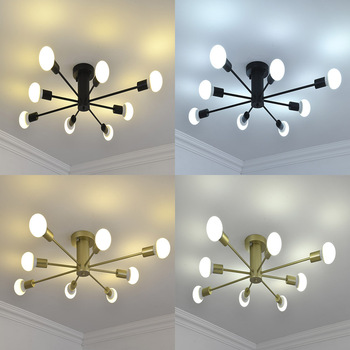 Nice Lamp Nordic Lamps Vintage HangLight Fresh Style Chandeliers LED hanging lighting fixture