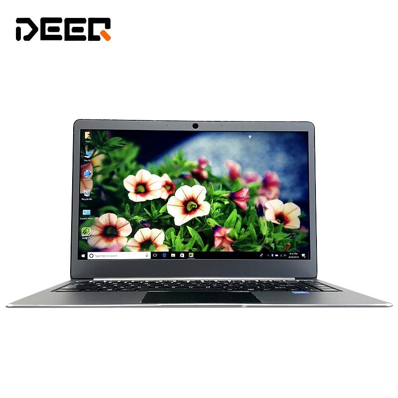 14,1 &#8220;Ноутбук Apollo Lake N3450 с SATA M.2 SSD слот 6 ГБ Оперативная память 64 г eMMc металлический корпус Win10 ноутбук <font><b>Bluetooth</b></font> Камера WI-FI