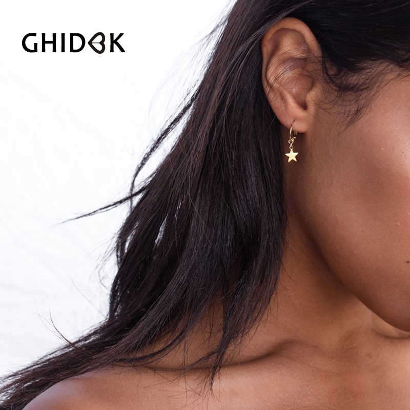 a86a312fb0c1e Detail Feedback Questions about GHIDBK Simple Gold Color Small Star ...