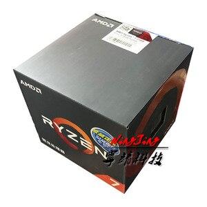 Image 1 - AMD Ryzen 7 2700 R7 2700 3.2 GHz שמונה ליבות Sinteen חוט 16 M 65 W מעבד מעבד YD2700BBM88AF שקע AM4