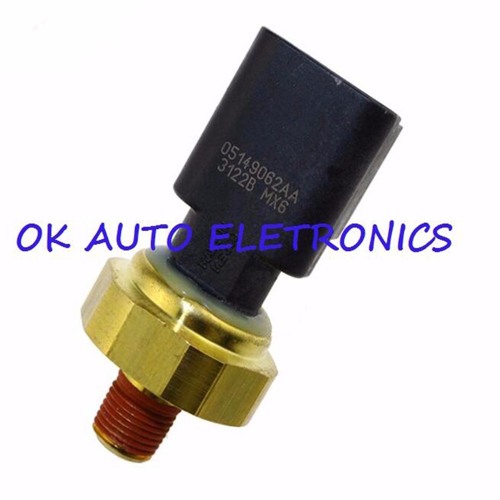 Fuel Pressure Switch Oil Pressure Sensor For Chrysler 300 Aspen For Dodge Ram Chrysler 300 Jeep Commander 05149062AA 56044777AA система охлаждения after market 5017183ab chrysler 300 dodge magnum concorde